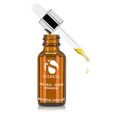 This antioxidant-rich healing serum combines time-released vitamin C with a blend of botanicals to treat blemishes, contact dermatitis, and even insect bites.