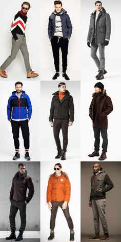 Après-Ski Dressing: Trousers Lookbook Inspiration