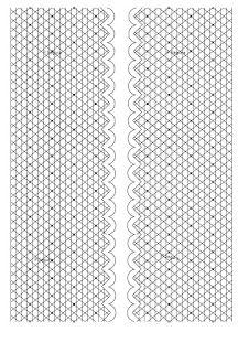 Patrobolillos : PICADOS PUNTILLAS Bobbin Lace Patterns, Crochet Borders, Pattern Design, Brownies, Blog, Type, Recipes, Lace Shawls, Ganchillo
