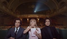 Watch the First Installment of Wes Anderson and Roman Coppola's Prada Candy Series