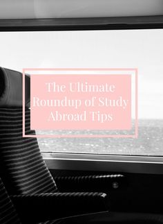 As I am getting ready for my study abroad semester (we're down to only 26 days until I leave!) I was going through my study abroad Pinterest board to get advice on what to pack and how to make the most of my semester. I quickly got overwhelmed by the over 100 pins I have …