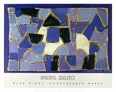 Paul Klee - Blue Night