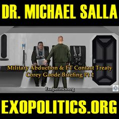 Corey Goode Update Via Michael Salla Part 2 | Military Abduction & Extraterrestrial Contact Treaty – Corey Goode Briefing Pt 2 | Stillness in the Storm