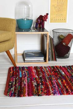 Magical Thinking Handwoven Loop Rug - Urban Outfitters
