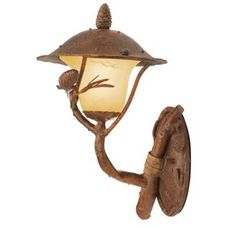 View the Kalco 9161PD Ponderosa Outdoor 1 Light Wall Sconce at Build.com.