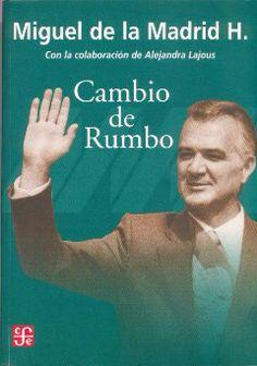 1986 Mensaje a la Nación sobre la situación económica del país, dirigido desde Palacio Nacional.