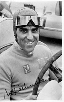Tazio Nuvolari.( 1892 - 1953 )