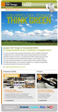 Del Tongo News #2 Italiano http://m.deltongo.com/nl/02/