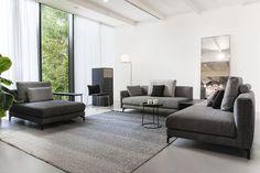 Nuvola by Rolf Benz   Master Meubel, design meubelen en interieur inrichting