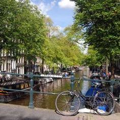 Amsterdam, Holland. Strong memories of this place.