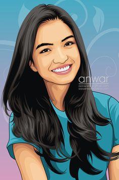 Raline Shah by anwarsz.deviantart.com on @deviantART