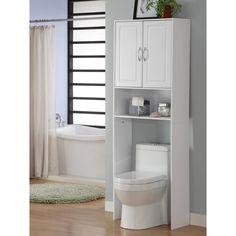 bathroom storage cabinet over the toilet httpsmallthingsconsideredinfo pinterest bathroom storage storage cabinets and toilet