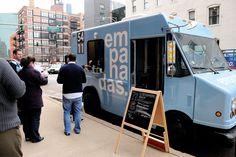best food trucks: 5411 empanadas