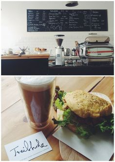 Café Treibholz // Neukölln, Berlin