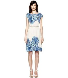 Justina Dress by Tory Burch