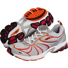 Ryka Revive 2--My newest favorite running shoe! these are very comfortable, I work in mine as well