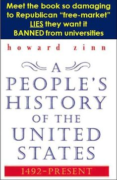 by Howard Zinn....RIDICULOUS! THIS BOOK IS AMAZING!