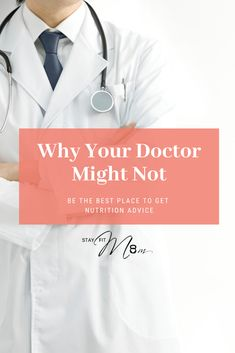 Can you trust your doctor with nutrition advice? Photo Food, Macros Diet, Flexible Dieting, Blog Writing, Health And Fitness Tips, Trust Yourself, Health Problems, Stay Fit, The Good Place