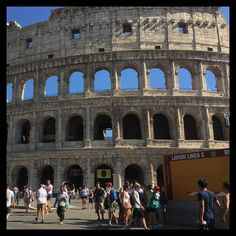 How come there aren't any conspiracy theories behind the Colosseum?