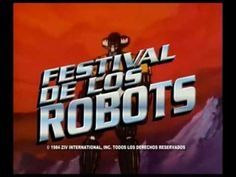 Festival de Robots- Intro resmaterizado