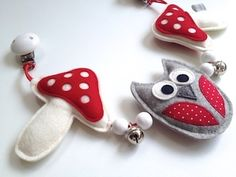 toadstool & owl inspiration