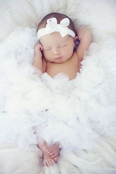 Shhh. Sleeping Angel!