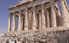 awesome Parthenon