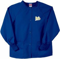 UCLA Royal Nursing Jacket