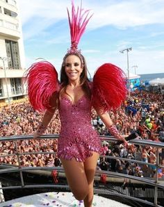 ACONTECE: Ivete Sangalo no Carnaval do Recife 2016