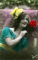 Vintage Ladies Cabinet Cards (13)