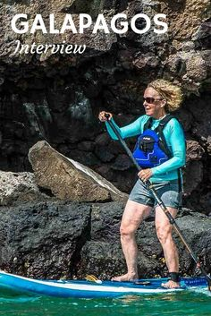 Interview with a Galapagos Guide. Travel in South America.