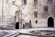 Medieval Avignon: Palace of the Popes