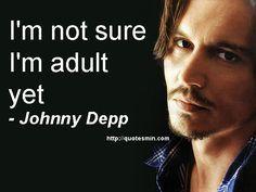 johnny depp quotes images - Google-søk