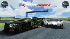Raceroom Replay # Bentlay Continental GT3 Evo @ Oschersleben