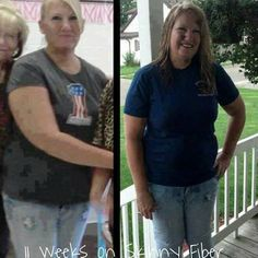 "Audrea says: ""Since my 90 day challenge I've lost 35 lbs and 50 inches,       http://www.mrsmcgraw.eatlessfeelfull.com"