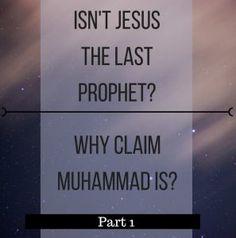"""""""How can Prophet Muh"""