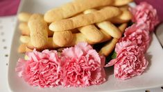 Sponge fingers, sometimes called savoiardi biscuits, are used in desserts like tiramisu and trifle but they are delicious on their own with a cup of tea or c. Tapas, Cookies, Trifle, C'est Bon, Allrecipes, Raspberry, Tea Cups, Finger, Homemade