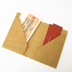 TN Passport Refill / 010 / Kraft File