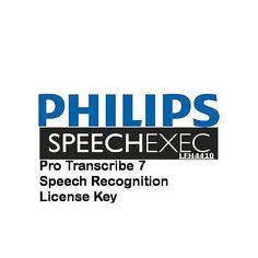 Philips SpeechExec Pro Dictate SR License Upgrade for Version 7.0