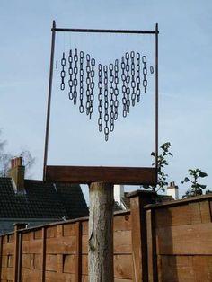 20 Marvelous DIY Wind Chimes