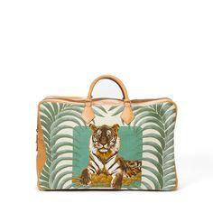 Hermes Tigre travel bag