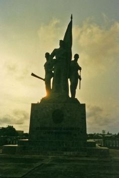 Cotonou Benin Africa Monument