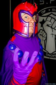 Magneto Cosplay by Trinity All-Stars - photo by: © York in A Box