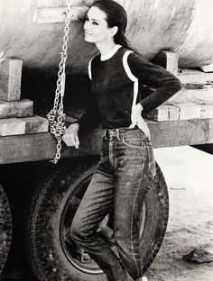 "My favorite Hepburn is ""Two For The Road"" Hepburn. Late '60s, the fashions are beyond."