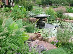 Garden+Fountains   Gardening Landscaping Gallery - Bonick Landscaping