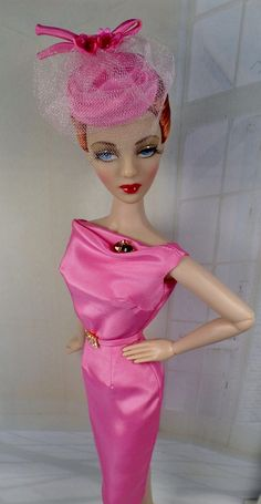 Caché for Gene Marshall and her friends 16 inch fashion dolls OOAK Fashion