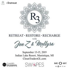 Posted @withrepost • @r3retreat R3 Retreat's mission is to give back to the community with every event. For our September 2019 Retreat,… Lake Resort, Giving Back, Thats Not My, September, Community, Student, Closet, Instagram, Closets