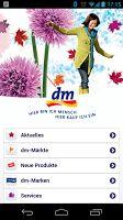Homeveganer: Die mobile Webseite von DM