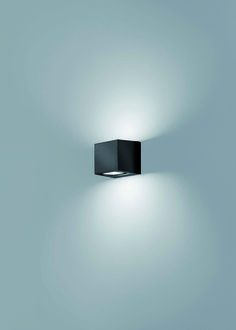 gap Q . outside luminaire . Außenleuchte . wall luminaire . Wandleuchte . aluminium die-casting . Aluminiumguss . LED