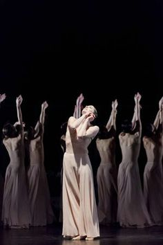 """""""Orphée et Eurydice"""" à l'Opéra de Paris – Dansercanalhistorique"""